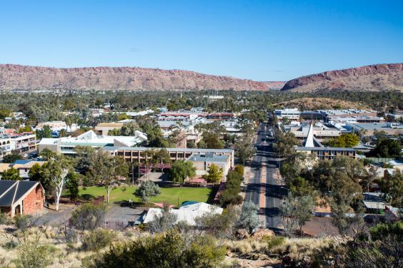 Alice Springs: Why there's more to Australia's Red Centre ...