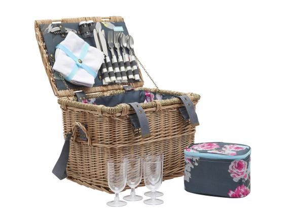 Best Picnic Basket For 2 : Best picnic baskets the independent