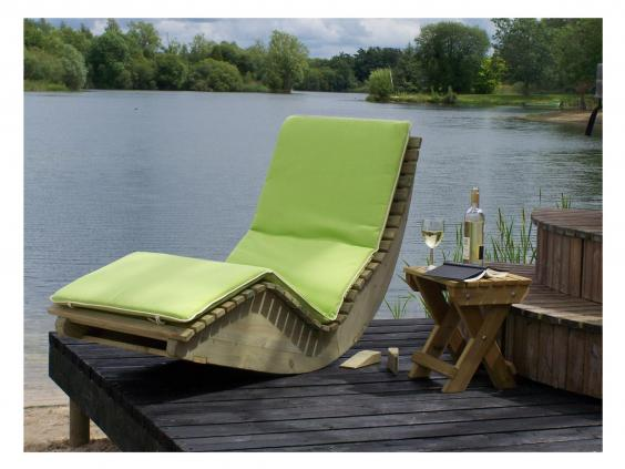 Rowena Rocking Sunbed  Bed  325  Mattress   105  Pepe Garden. 10 best garden furniture   The Independent