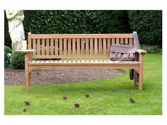 GardenBenches Westminster Teak Garden Bench, 150cm: £249, GardenBenches Part 68