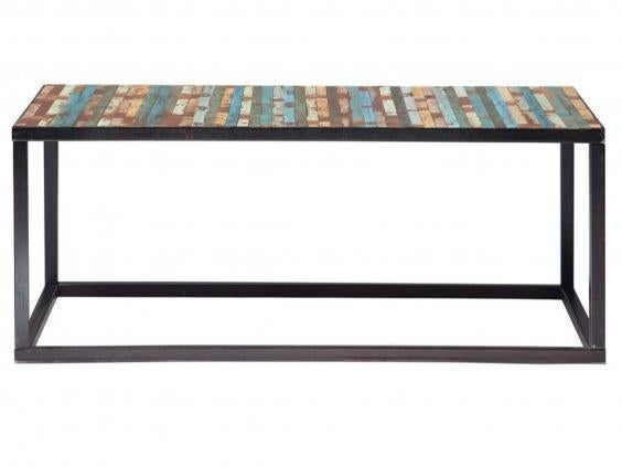 10 best coffee tables the independent for Maison de monde uk