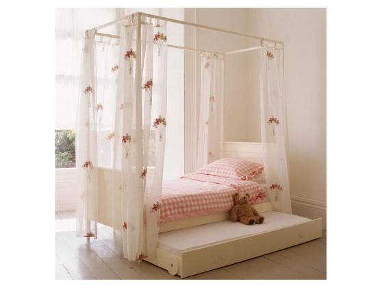The Childrens Furniture Company Georgia 4 Poster Bed GBP399