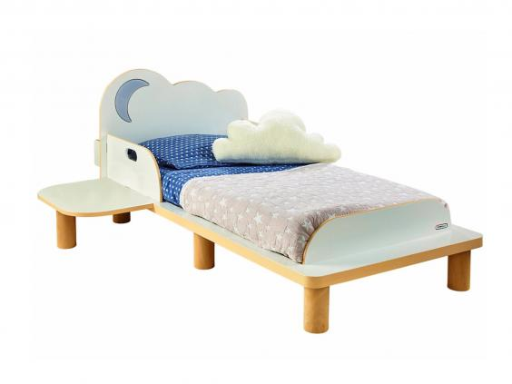 Inspired By The Nights Sky This Toddler Bed From Mothercare Is Designed For Transitioning Your Child Cot To Theres An Inbuilt Night Light That