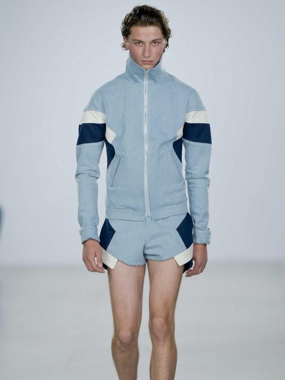 Why men are embracing short shorts this summer | The Independent