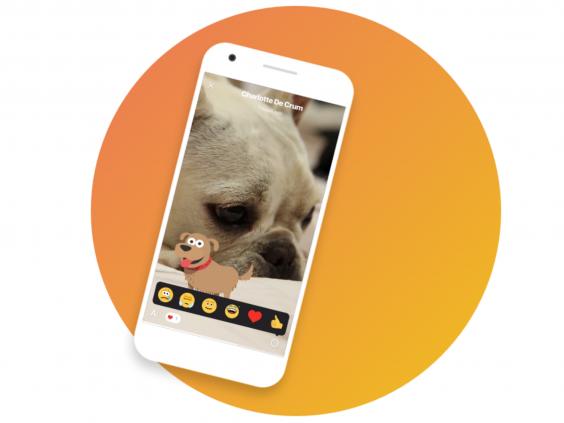 Tampilan baru aplikasi Skype. (Doc: Independent)