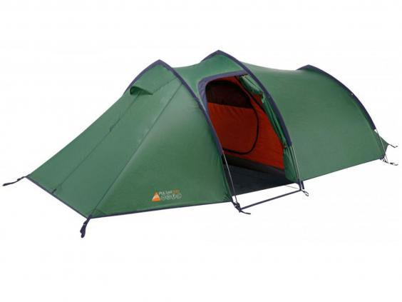 Vango Pulsar 300 Tent £159 Cotswold Outdoor  sc 1 st  The Independent & 9 best festival tents | The Independent