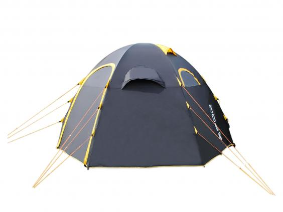 If youu0027re going to a festival in a large group itu0027s worth considering this option. POD tents are designed for u201csocial c&ingu201d so each tent can be ...  sc 1 st  The Independent & 9 best festival tents | The Independent