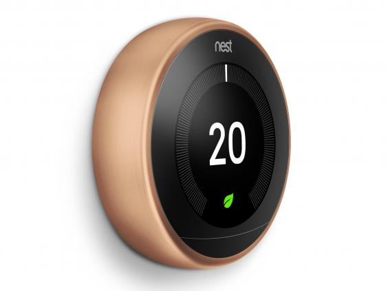 Attractive 2. Nest Learning Thermostat: £279, Nest