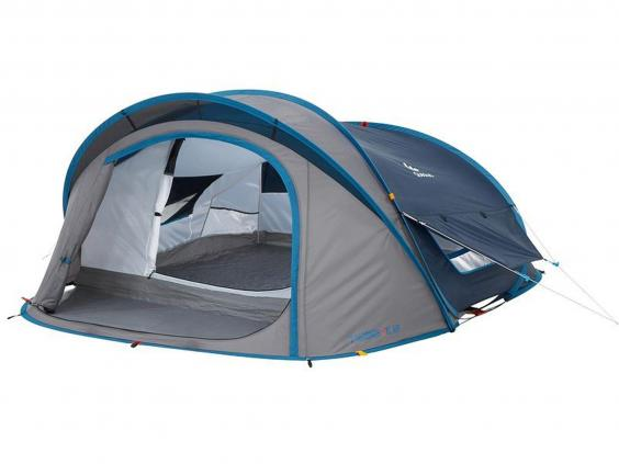 Quechua 2 Seconds XL Air III Pop Up Tent £79.99 Decathlon  sc 1 st  The Independent & 9 best festival tents | The Independent