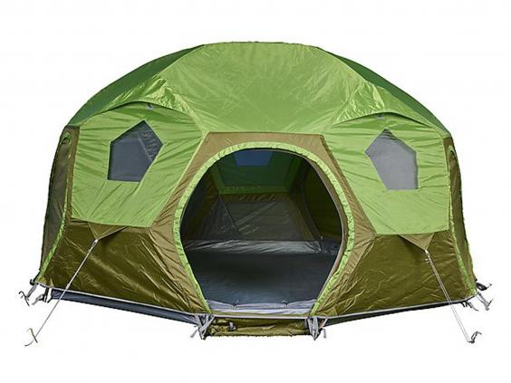 Clas Ohlson Asaklitt 8-Man Tent £249.99 Clas Ohlson  sc 1 st  The Independent & 8 best family tents | The Independent