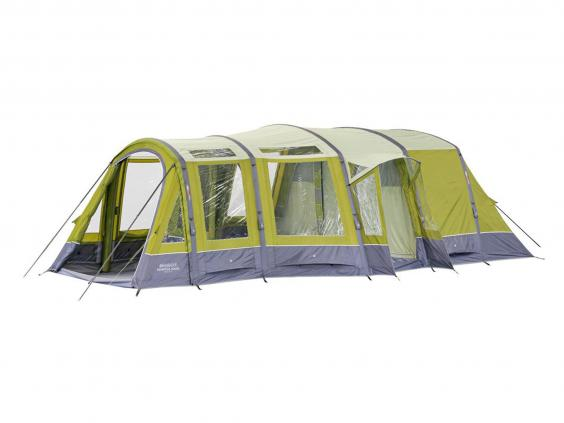 Vango AirBeam Maritsa 600XL Tent £1169.99 Winfields Outdoors  sc 1 st  The Independent & 8 best family tents | The Independent