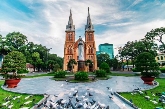 Ho chi minh city guide what to do on a weekend break in saigon hcmc notre dameg fandeluxe Ebook collections