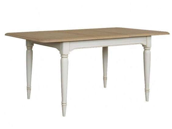 10 best extendable dining tables the independent for Small 4 person dining table
