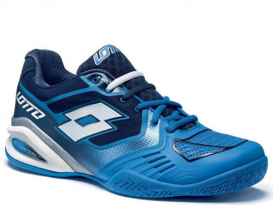 Lotto Stratosphere II Speed Tennis Shoes: £87.90, Tennis Point