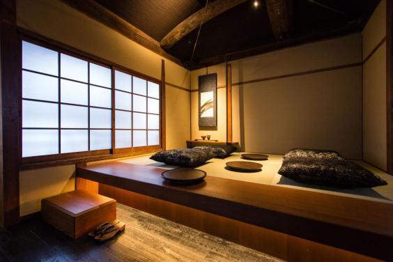 Inside Starbucks New Kyoto Caf 233 Set Inside 100 Year Old