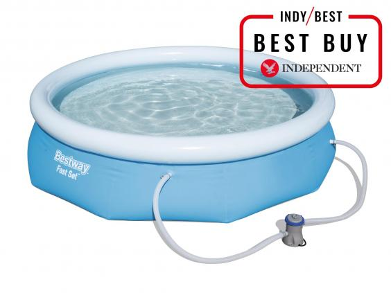 11 best paddling pools the independent for Small paddling pool