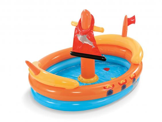 11 best paddling pools the independent for Elc paddling pool