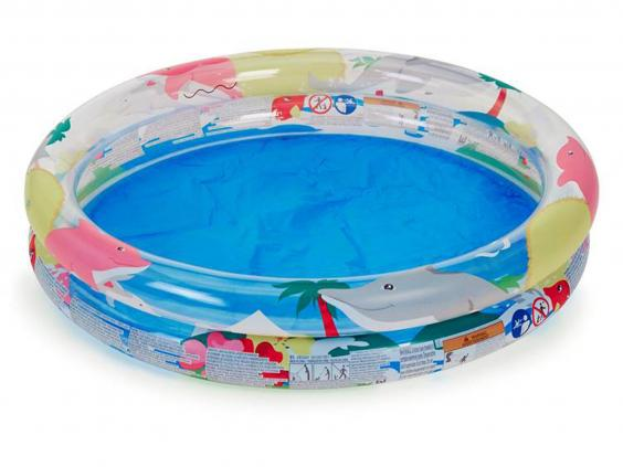 11 best paddling pools the independent for Good cheap pools