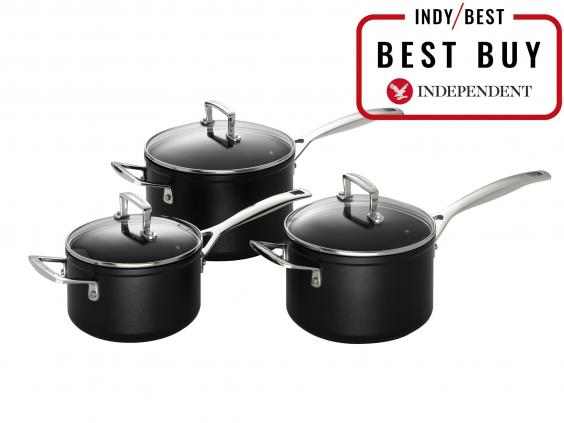 14 best saucepan sets | The Independent