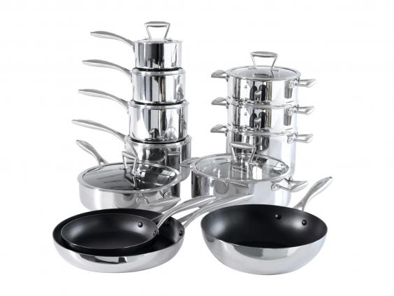 14 Best Saucepan Sets The Independent