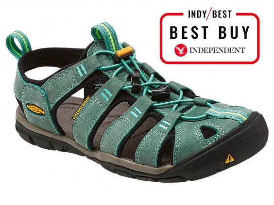 9 best women's walking sandals | The Independent