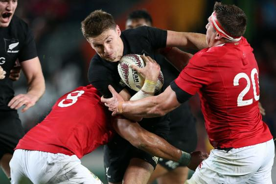 British and Irish Lions 2017 All Blacks deserved victory but that