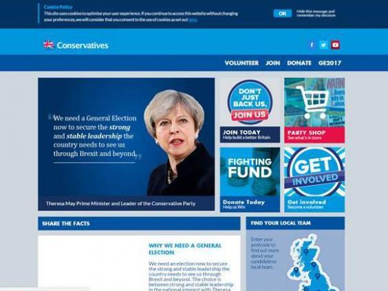 political independent conservative dating website