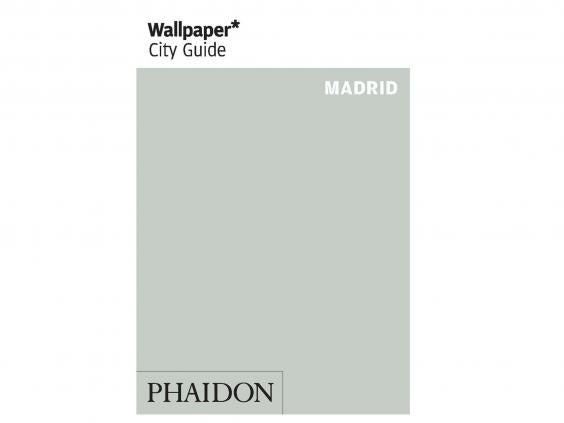 6 best madrid guide books the independent wallpaper city guide madrid 695 phaidon solutioingenieria Choice Image