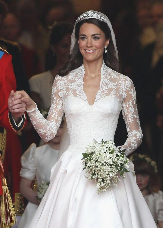 15 photos that show what royal wedding dresses look like around the ...