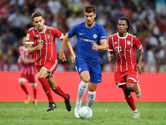 Alvaro Morata: A closer look at the forward's Chelsea debut and what Antonio Conte said