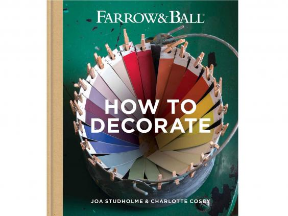 10 best interior design books the independent - Farrow and ball paris 3 ...