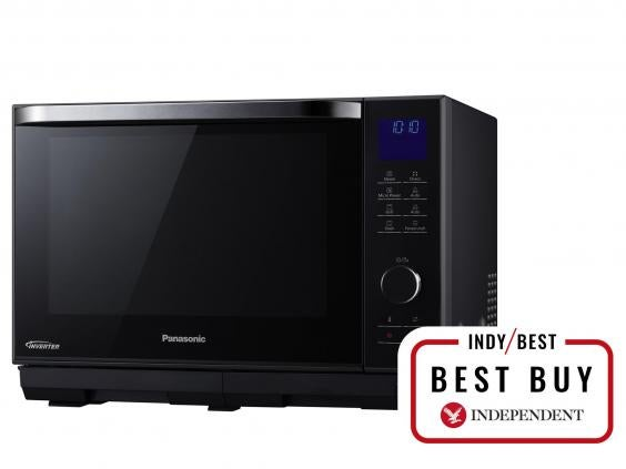sharp 900w combination flatbed microwave r861. panasonic ds596 4-in-1 steam combination microwave : £305, john lewis sharp 900w flatbed r861 e