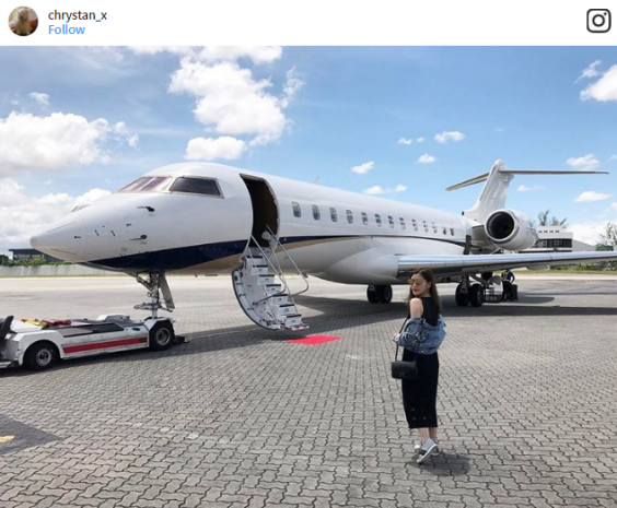 真正的「白富美」!28歲CEO正妹老爸是億萬富翁,超爽快人生19萬粉絲每天追!
