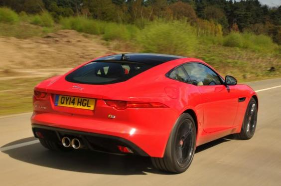 jaguar f type or porsche 911 which makes the better used coupe the independent. Black Bedroom Furniture Sets. Home Design Ideas