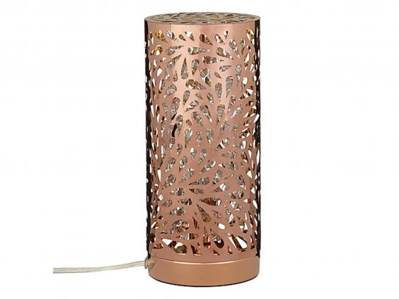 10 best table lamps the independent john lewis destiny touch lamp 60 john lewis aloadofball Gallery