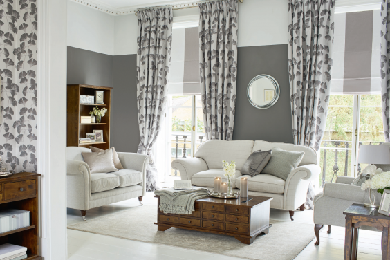 How To Personalise Your Living Room The Independent - Laura ashley grey living room
