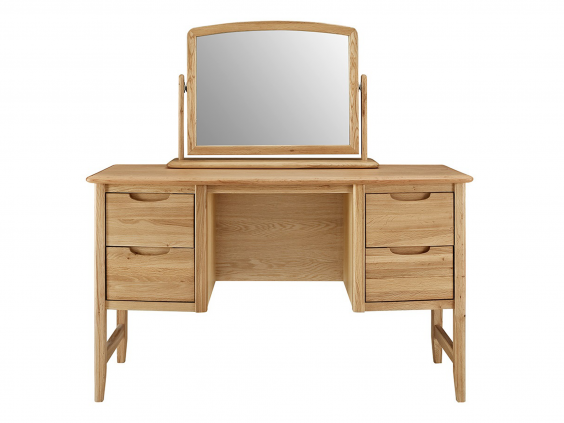 Great Willis And Gambier Grace Oak Dressing Table: £580, Cuckooland