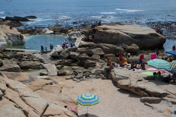 Cape Town S Best Tidal Swimming Pools The Independent