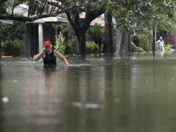 Hurricane Harvey Hundreds Rescued From Epic Floods As