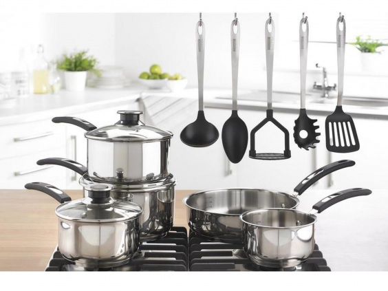9 Best Kitchen Starter Sets For Students The Independent