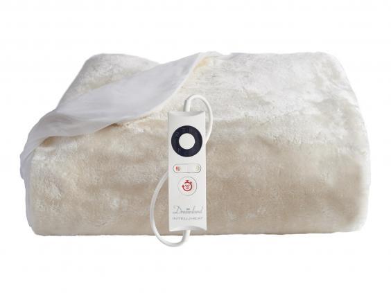 10 best electric blankets the independent. Black Bedroom Furniture Sets. Home Design Ideas