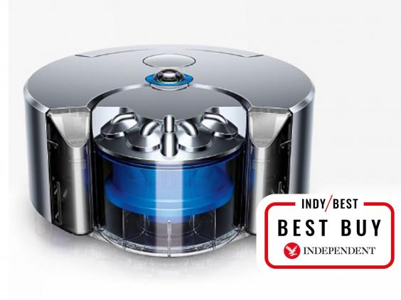 You know with Dyson you're going to get something impressive, and this  small robot vac didn't disappoint. Although this one has the largest price  tag, ...