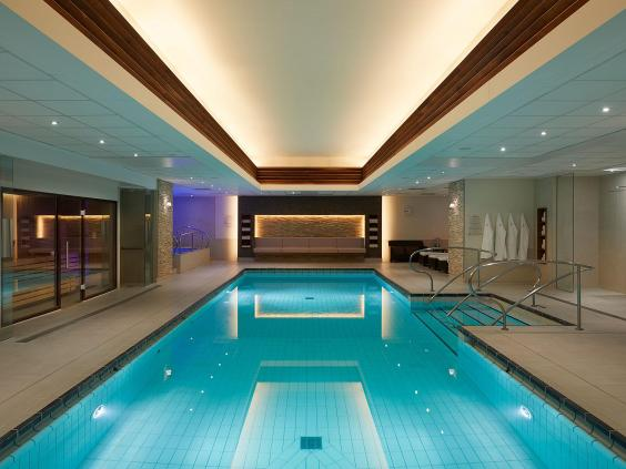 The Landmark London Spa Review An Oasis Of Calm In A Busy Part Of The Capital The Independent