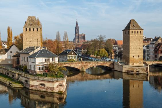 Strasbourg city guide what to do on a weekend break in for Au fond du jardin strasbourg