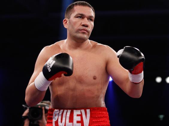Anthony joshua vs carlos takam british heavyweight defends wba pulevg ccuart Images