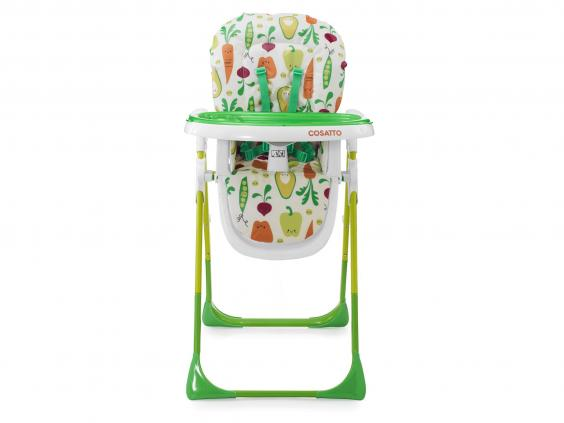 Cosatto is good at combining practicality with fun and its products are durable too. This lightweight highchair has six heights three recline positions ...  sc 1 st  The Independent & 12 best highchairs | The Independent islam-shia.org