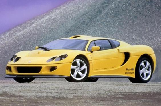 Supercars That Never Made It To The Showroom The Independent