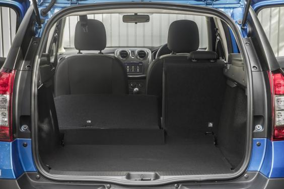 car review dacia logan mcv stepway the independent. Black Bedroom Furniture Sets. Home Design Ideas