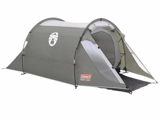 Coleman Coastline Compact 3 Man Tent £85 Amazon  sc 1 st  The Independent & 10 best backpacking tents | The Independent