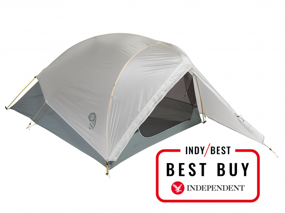 Mountain Hardwear Ghost 2 Man Tent £359.99 from Ultralight Outdoor Gear  sc 1 st  The Independent & 10 best backpacking tents | The Independent